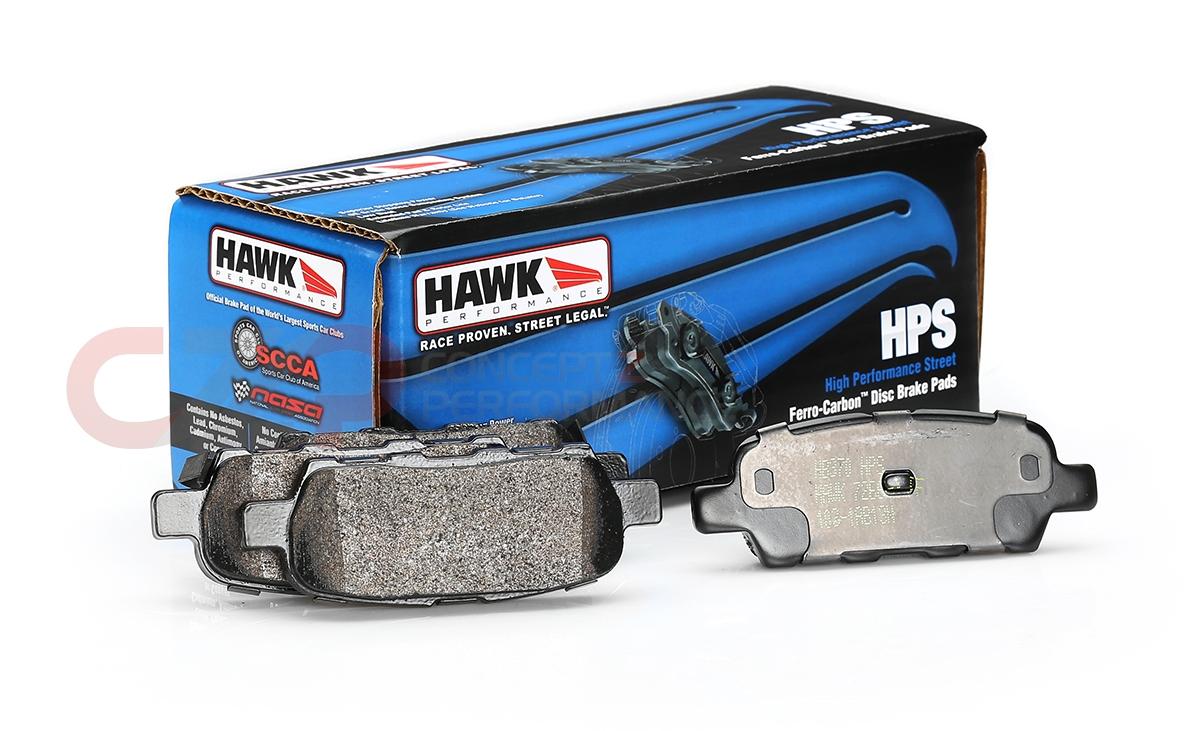 hawk hps brake pads review