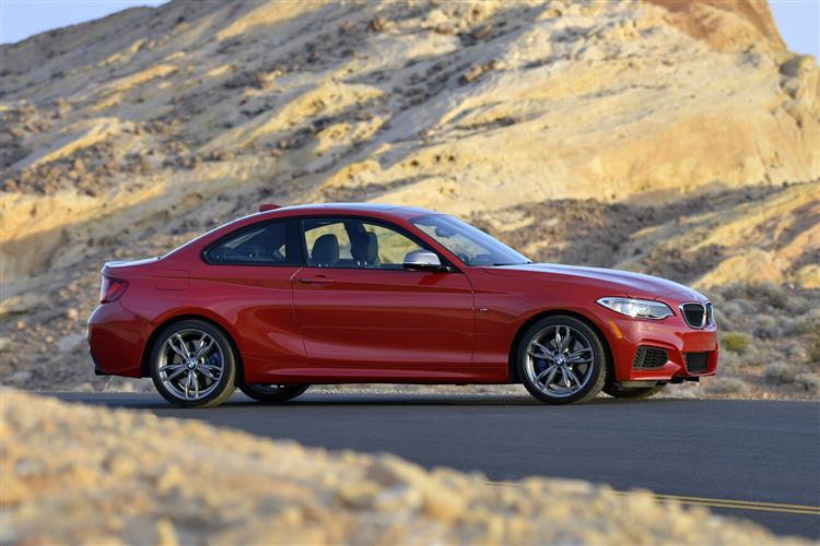 bmw 4 series coupe review