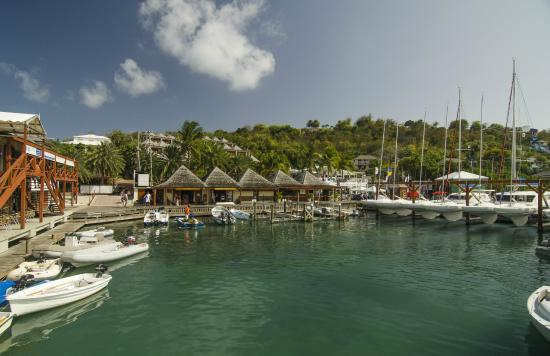 antigua yacht club marina resort reviews