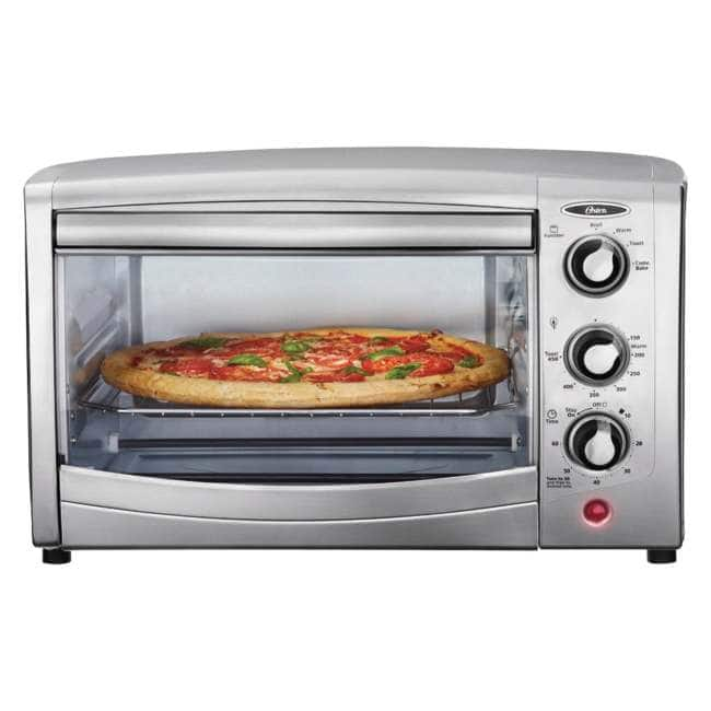 oster 6 slice convection toaster oven review