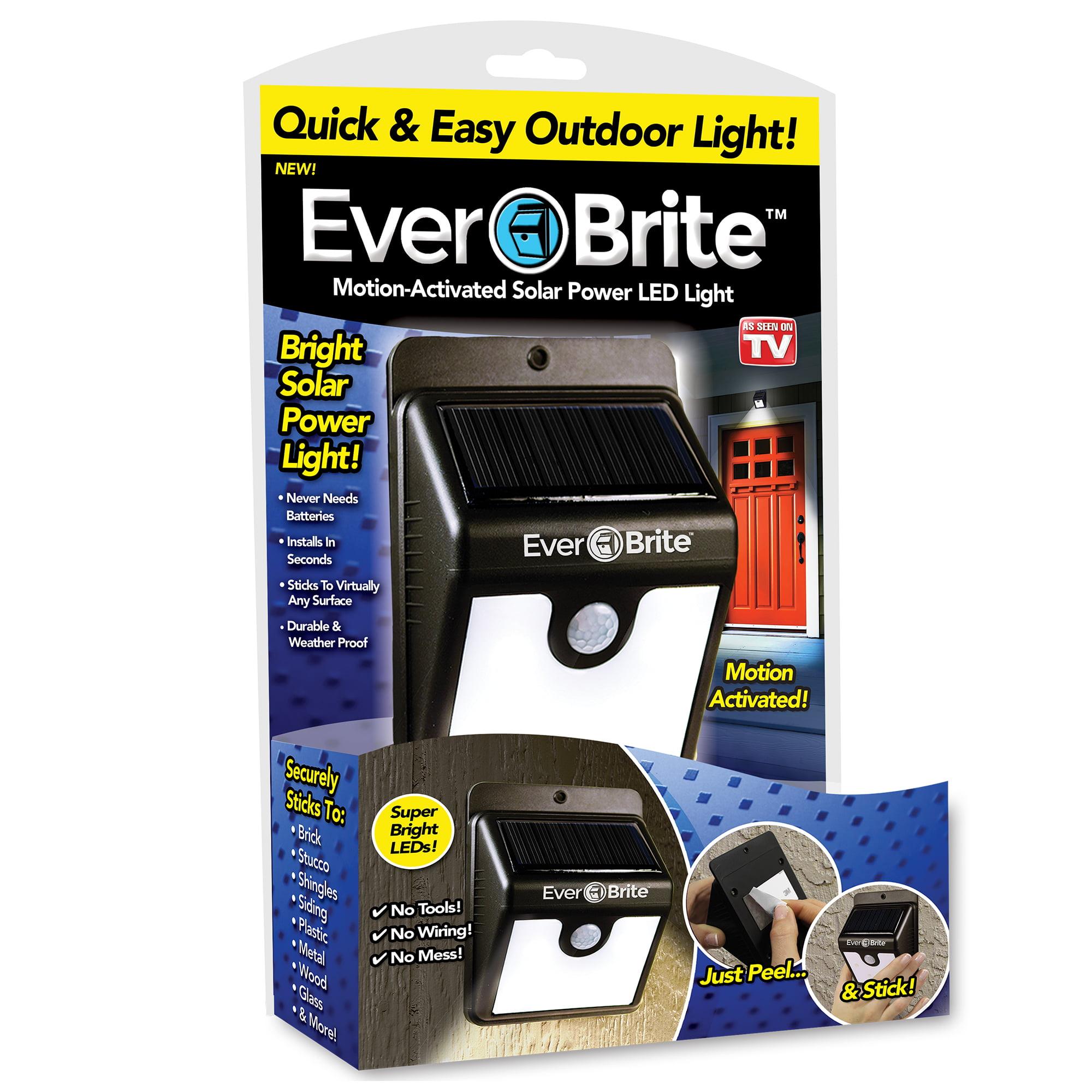 ever brite motion light reviews