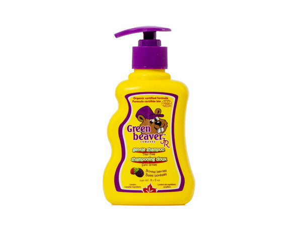 green beaver coconut shampoo review