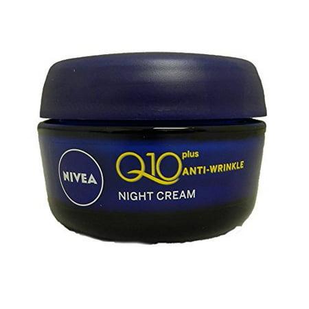nivea q10 night cream reviews