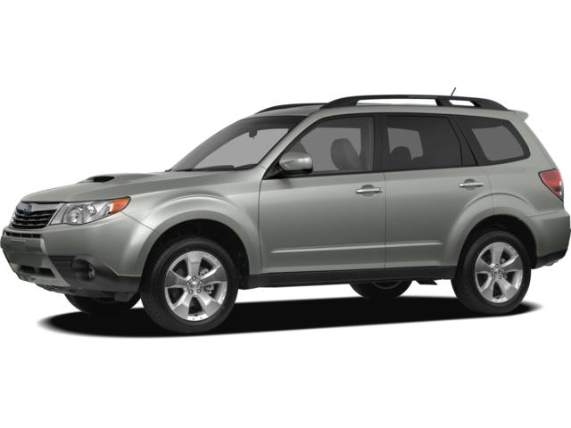 2010 subaru forester review consumer reports