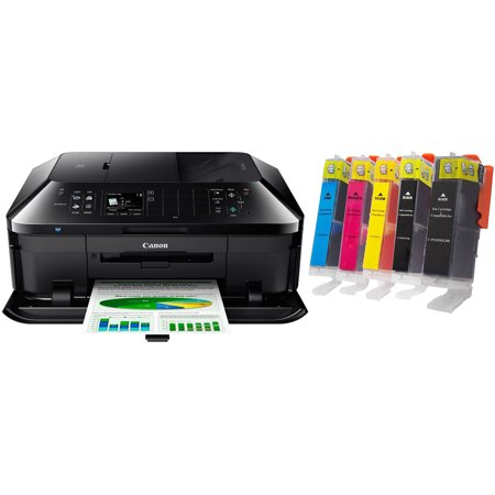 canon pixma mx922 wireless office all in one printer review
