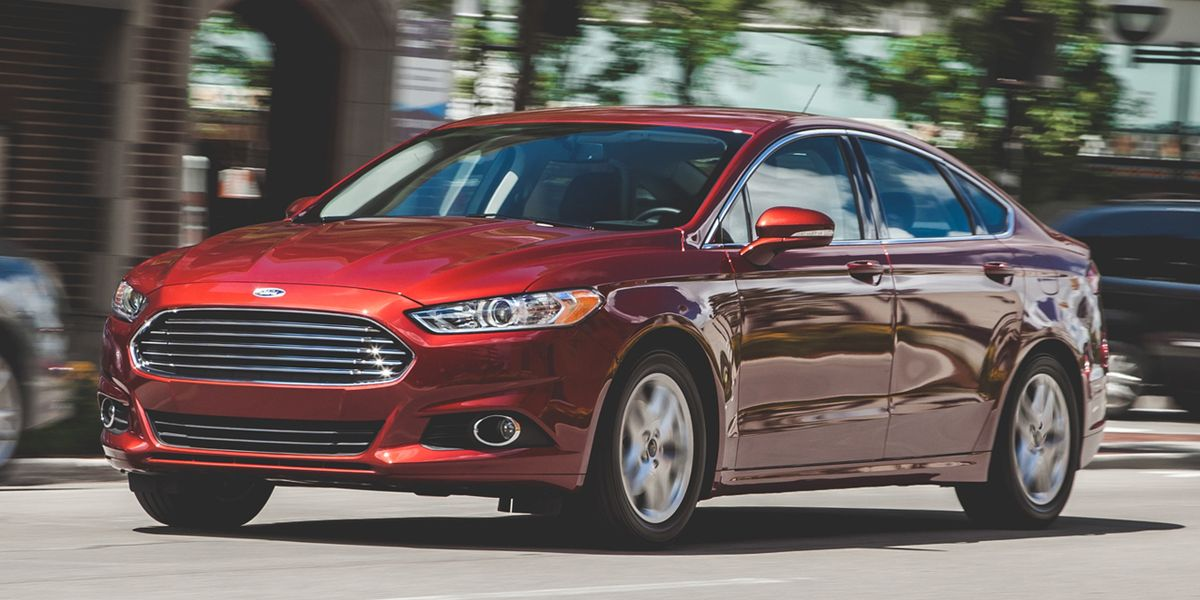 2011 ford fusion review car and driver