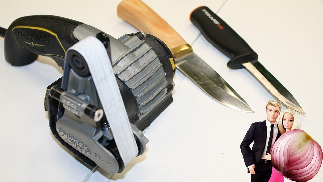 ken onion knife sharpener review
