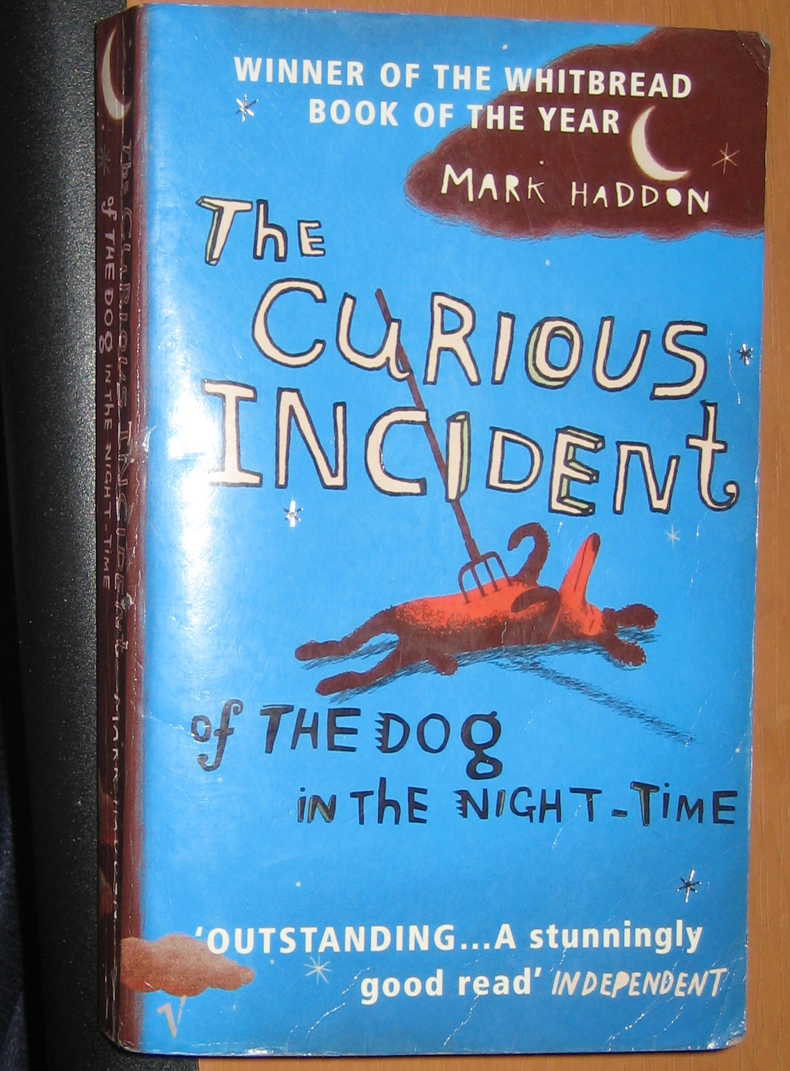 curious incident of the dog in the nighttime review gielgud
