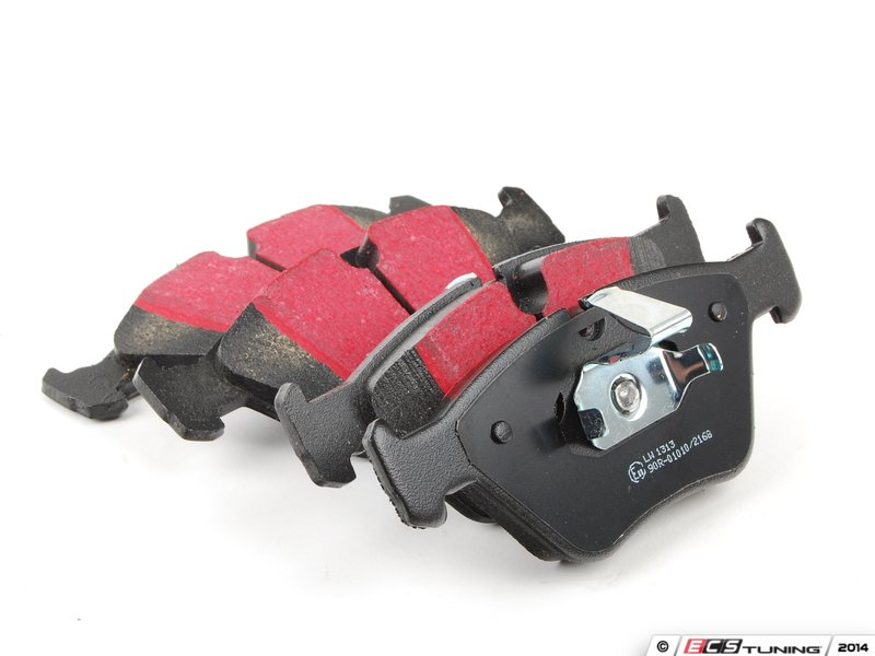 ebc ultimax 2 brake pads review
