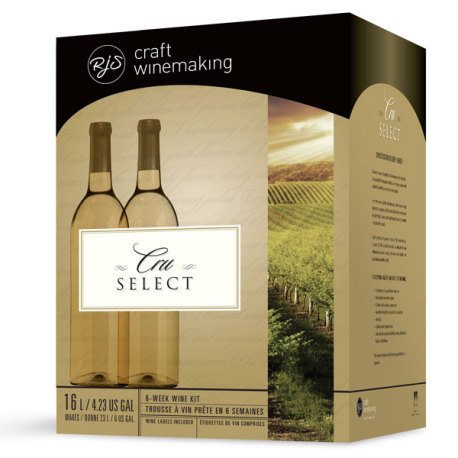 cru select wine kit review