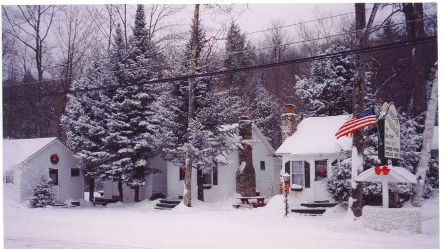 green village cabins nh reviews