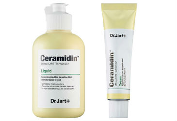 dr jart ceramidin liquid review