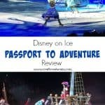 disney on ice passport to adventure reviews