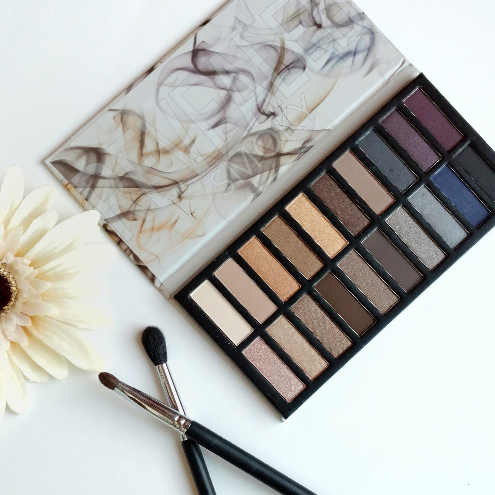 coastal scents revealed smoky palette review
