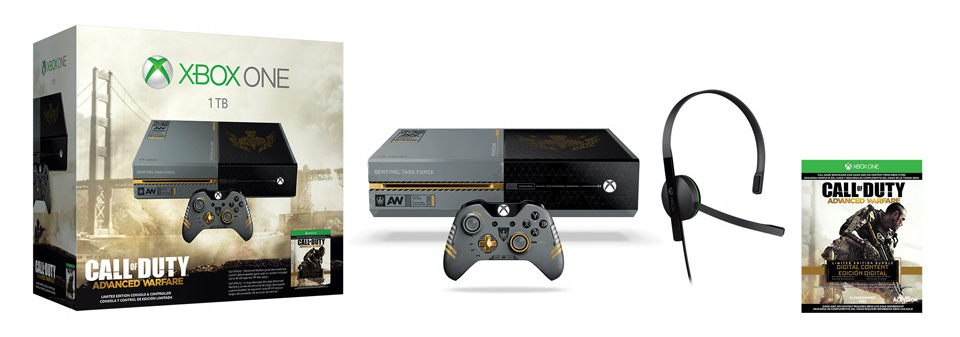cod advanced warfare xbox one review