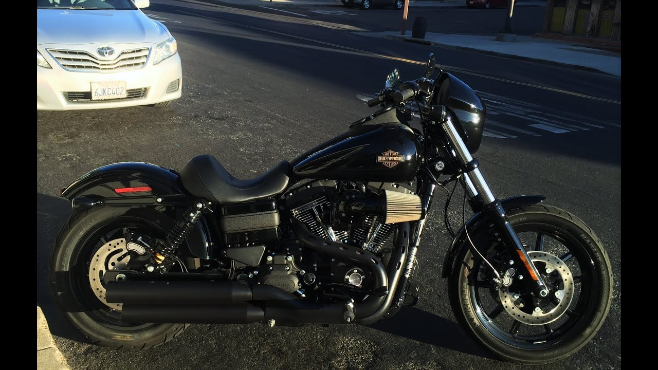 harley davidson low rider s review
