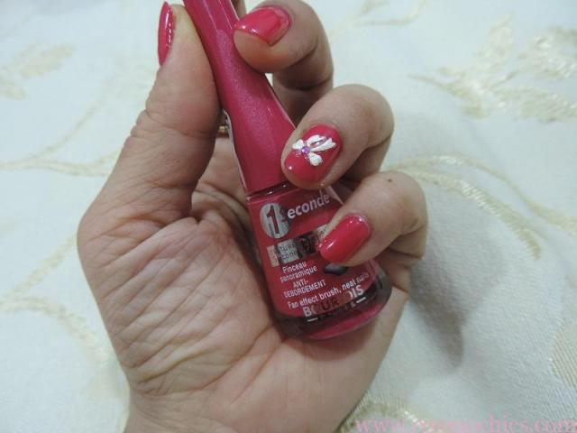 bourjois gel nail polish review