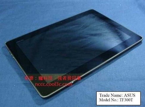 asus transformer tablet tf300t review