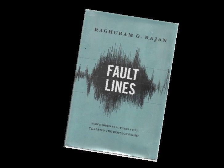 fault lines raghuram rajan book review