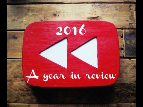 2016 year in review funny