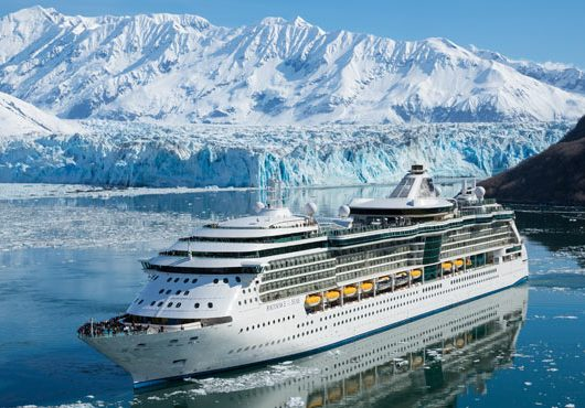 radiance of the seas alaska reviews