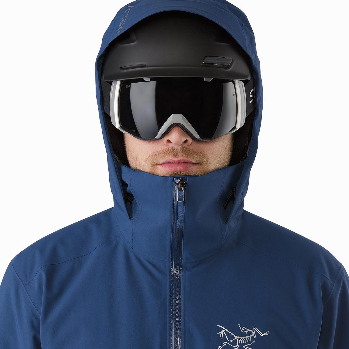 arc teryx tauri jacket review