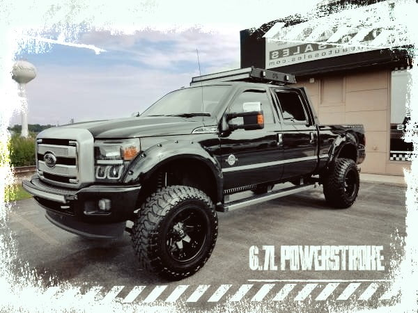 2016 6.7 powerstroke reviews