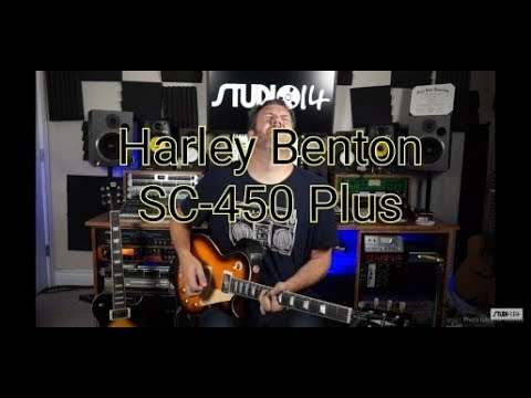 harley benton sc 450 review
