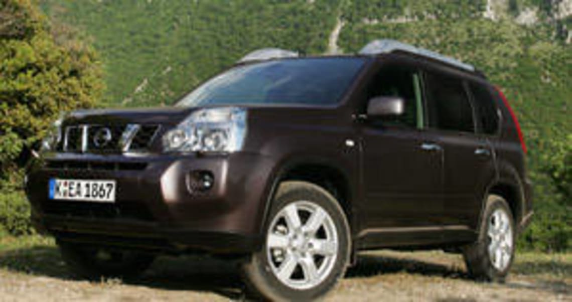 nissan x trail 2007 review