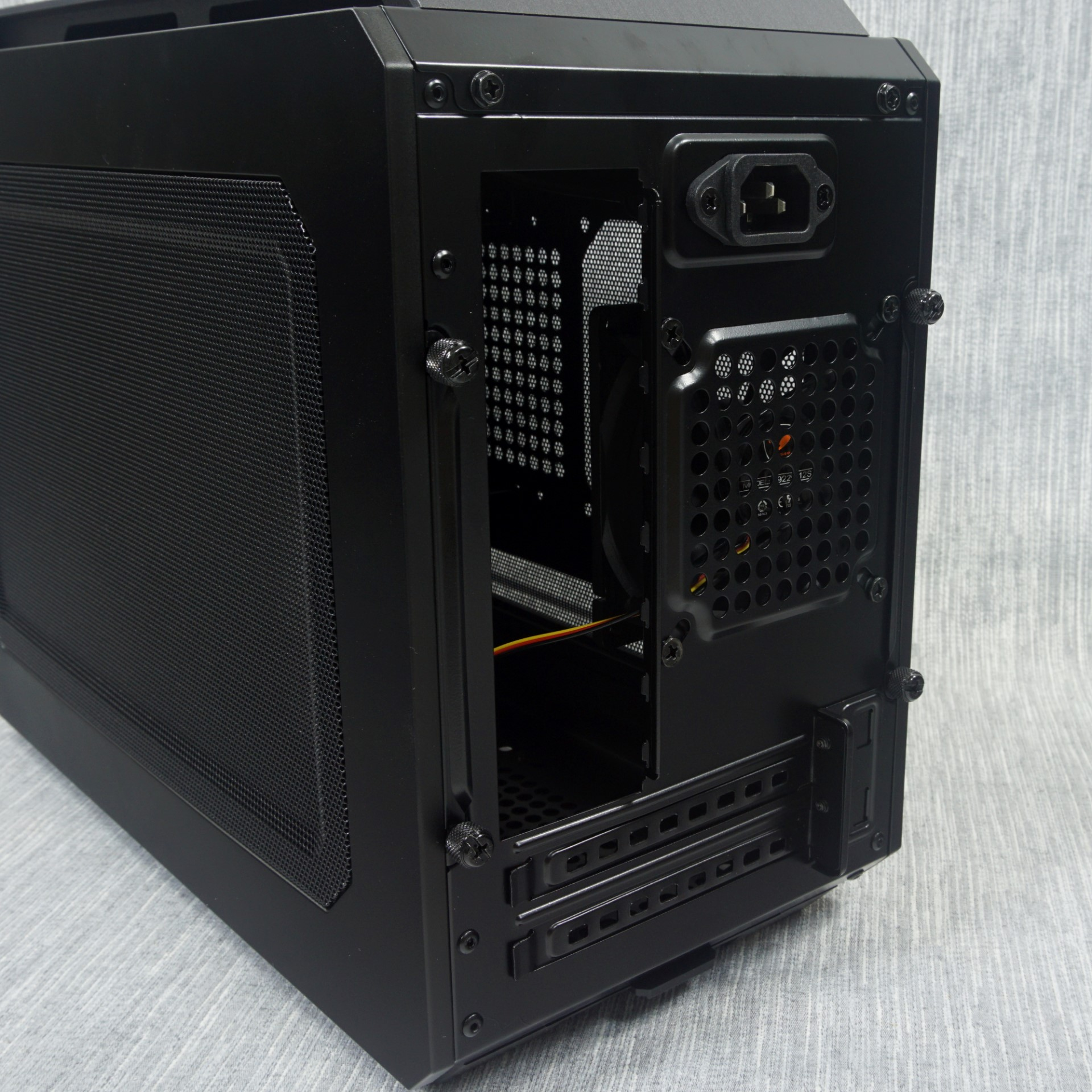cougar qbx mini itx review