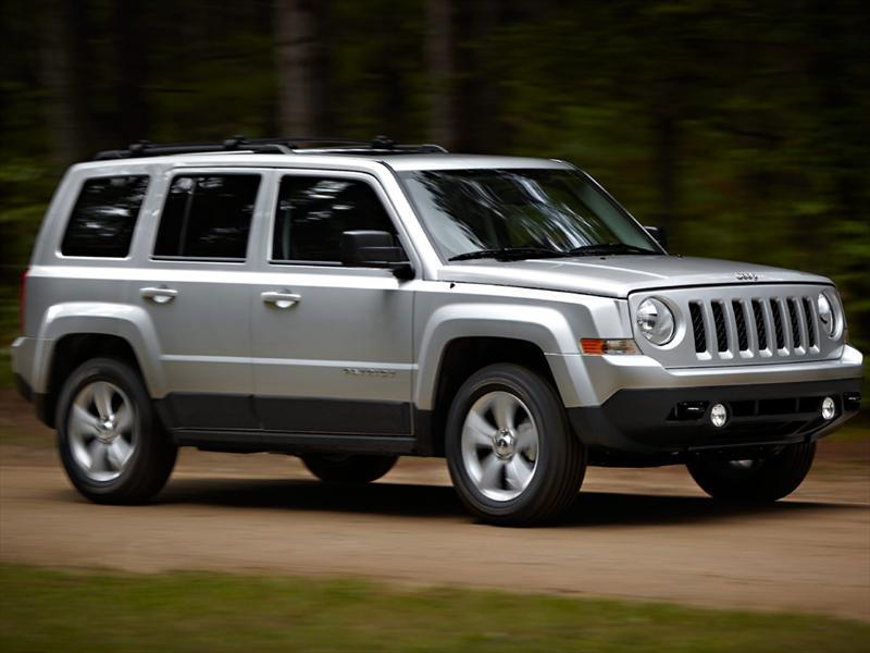 2012 jeep patriot limited 4x4 review