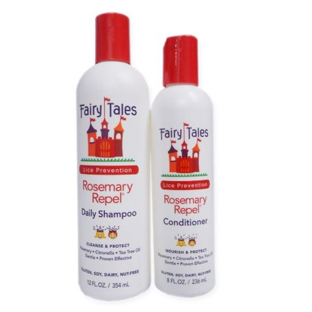fairy tales lice treatment reviews