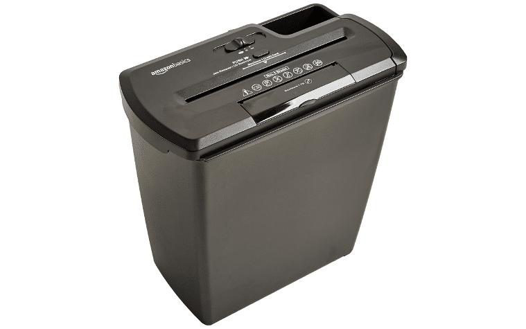 home paper shredder reviews 2017