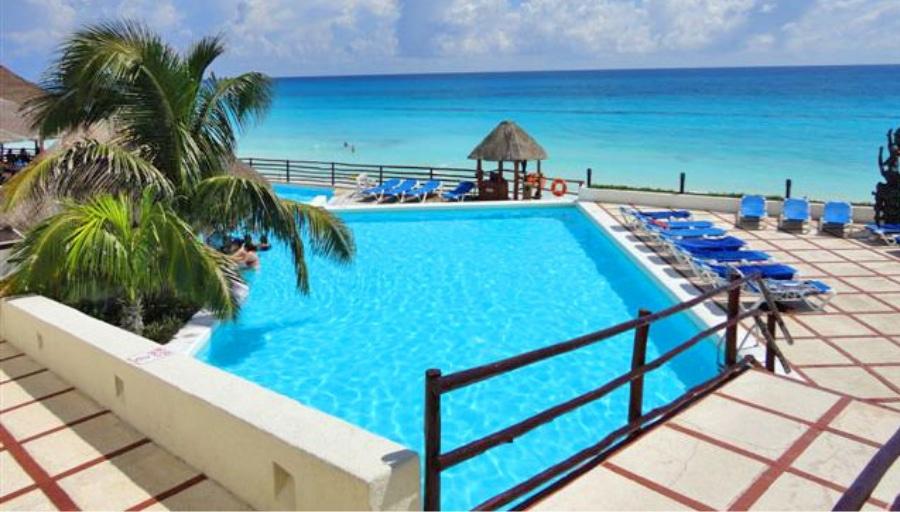 bellevue beach paradise hotel cancun reviews