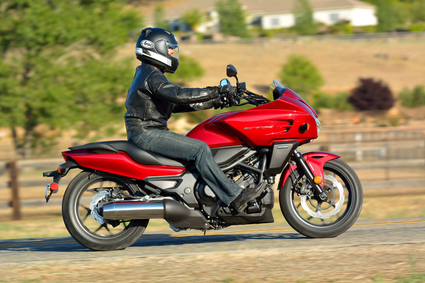 2017 honda ctx700 dct review