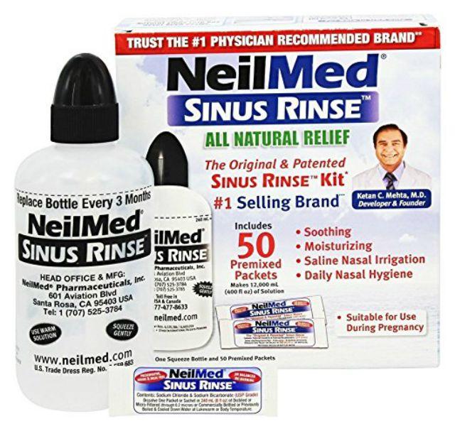 flip turn sinus flush review
