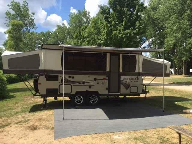 high wall pop up camper reviews