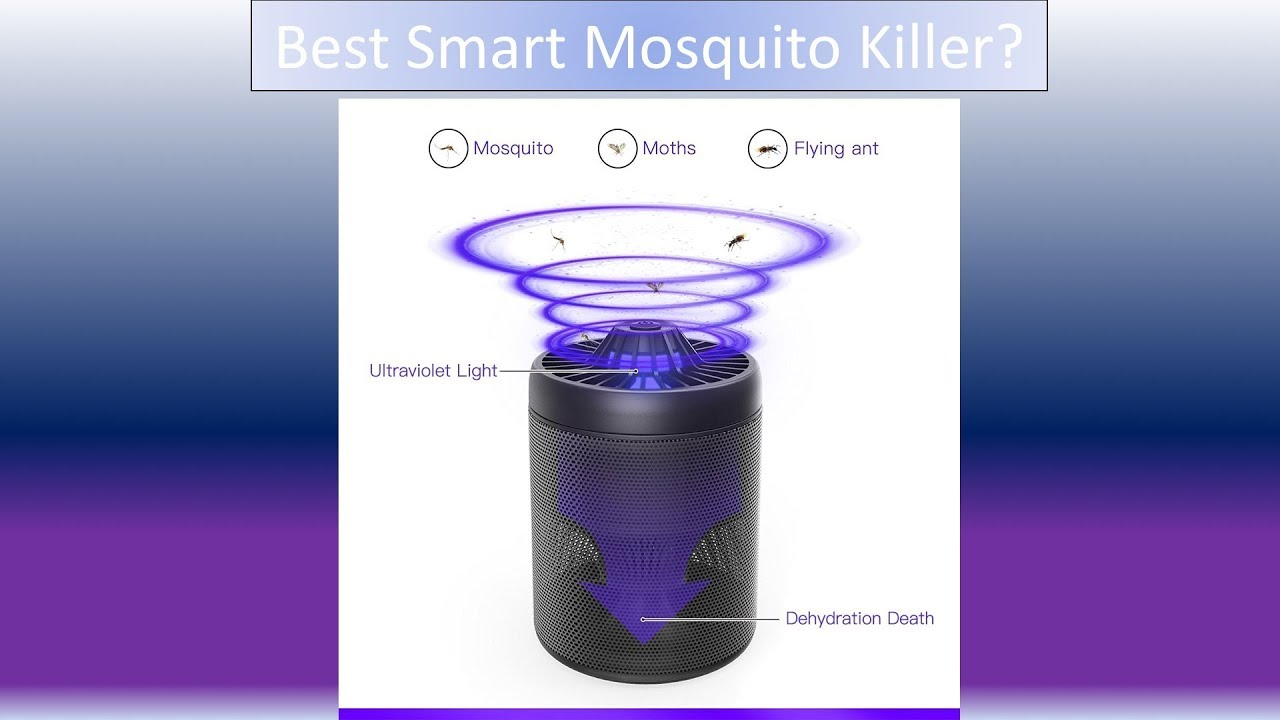 wantrn mosquito killer trap review
