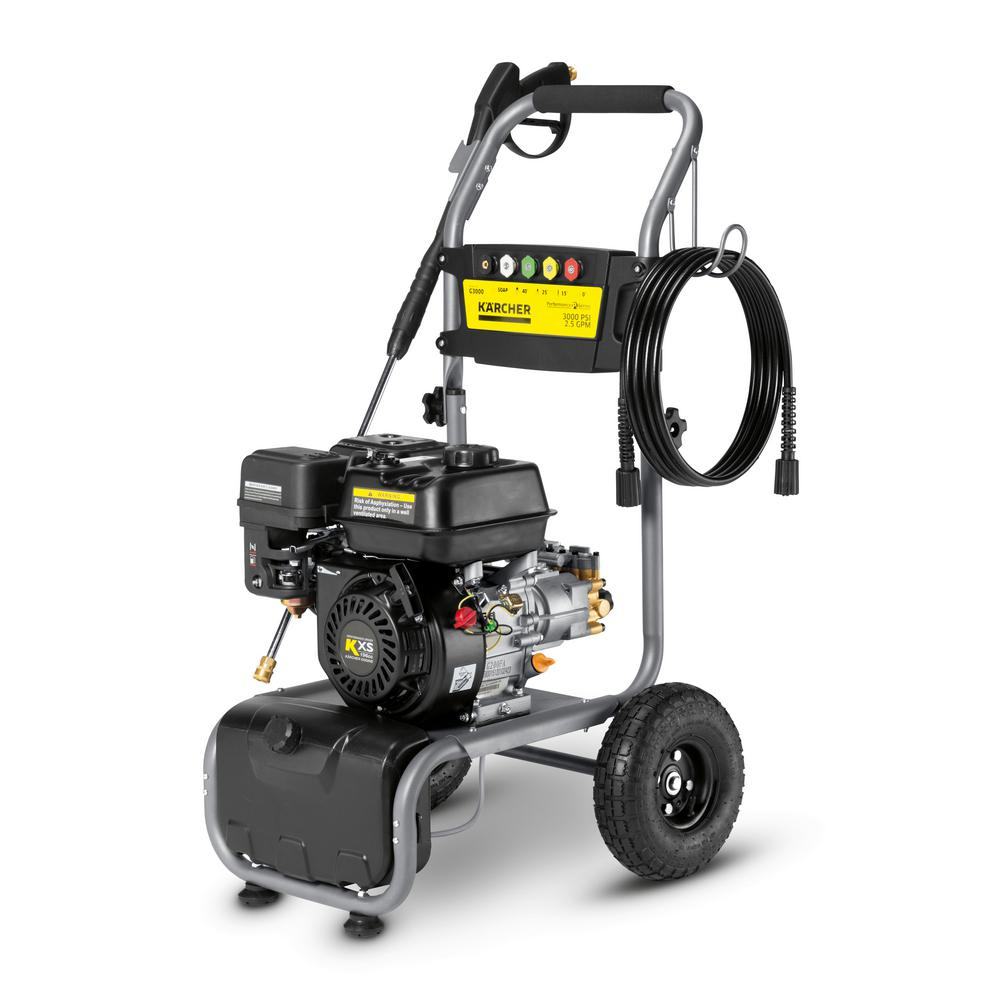 champion 3000 gas pressure washer review