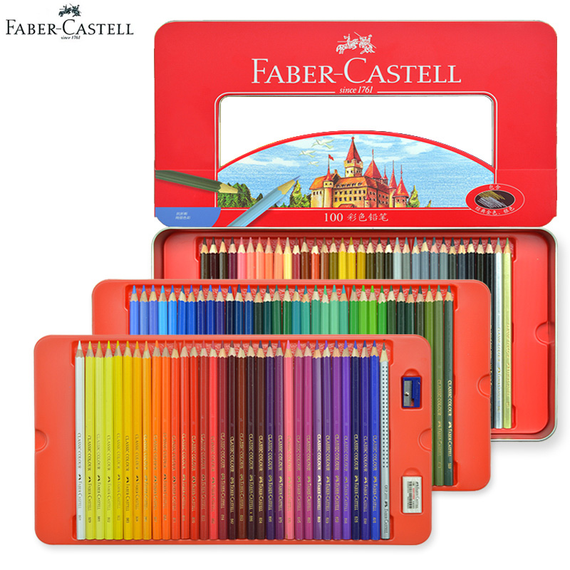 faber castell classic colored pencils review