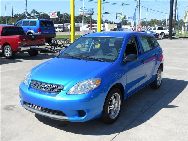 2008 toyota matrix xr review