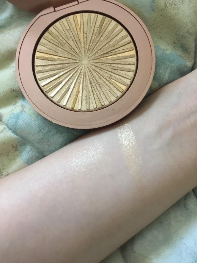 estee lauder bronze goddess illuminating powder gelee review