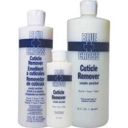 blue cross cuticle remover review
