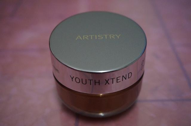 artistry youth xtend enriching eye cream reviews