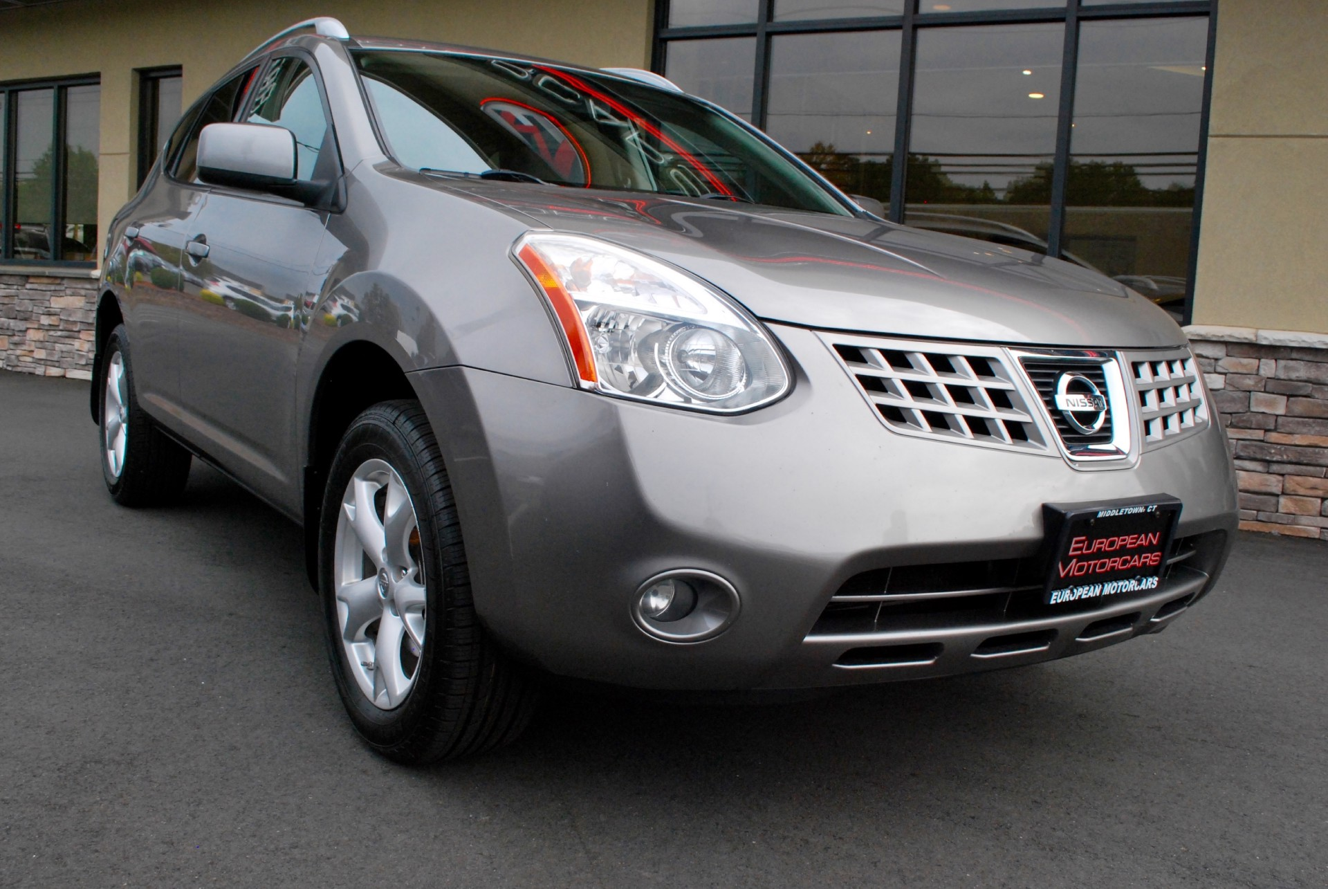 2009 nissan rogue awd review