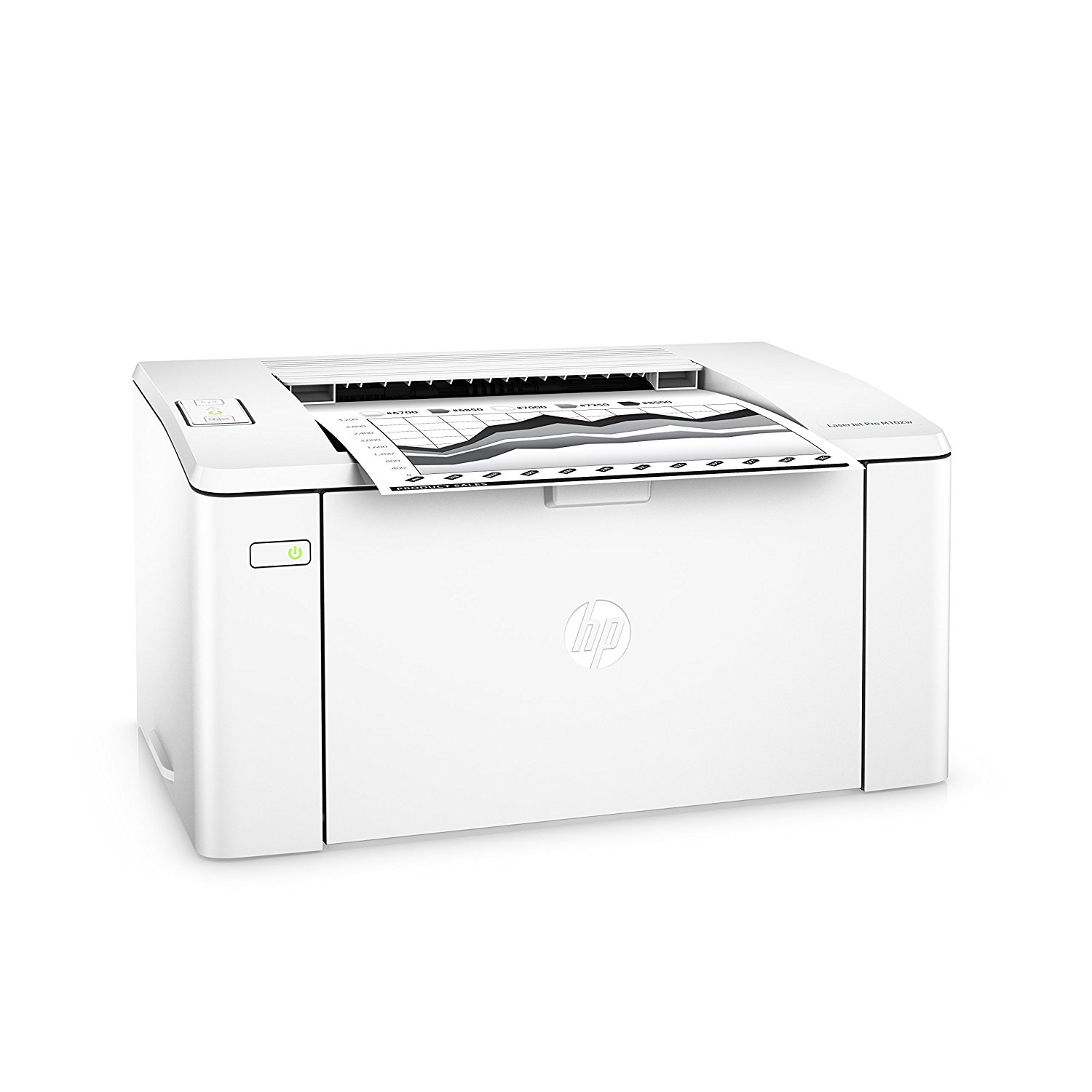hp laserjet pro m102w monochrome wireless laser printer review