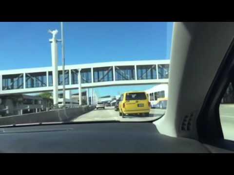 car rental lax airport reviews