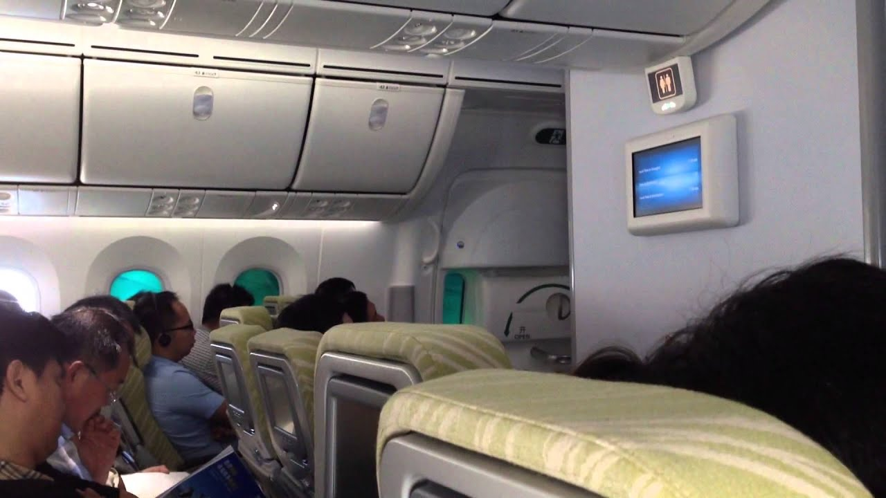 china southern airlines 787 economy review
