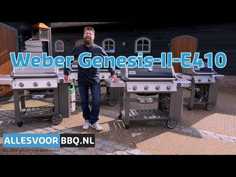 weber genesis ii e 410 review