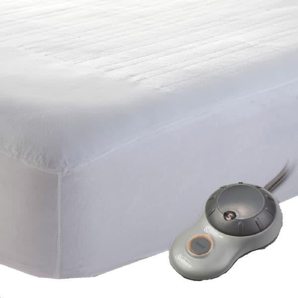 cannon heated mattress pad review